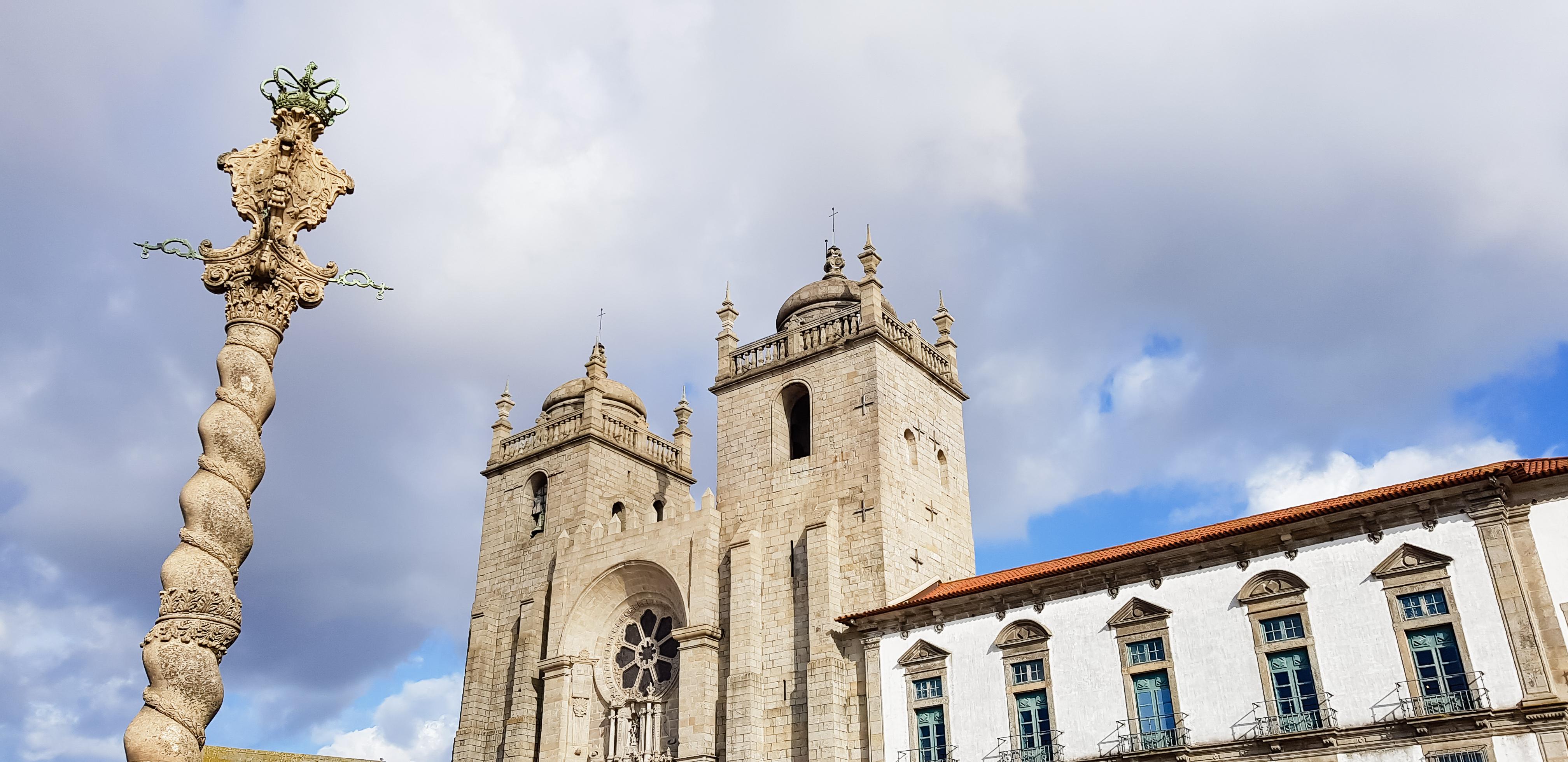 La Cathédrale de Porto