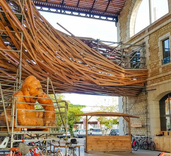 L'espace Darwin à Bordeaux