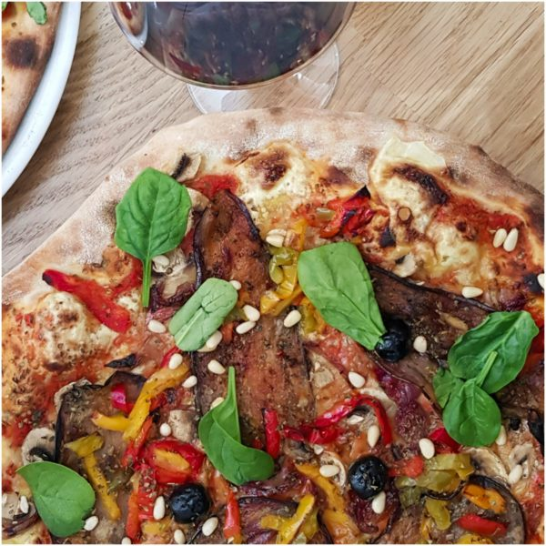 Où manger une pizza vegan à Bordeaux