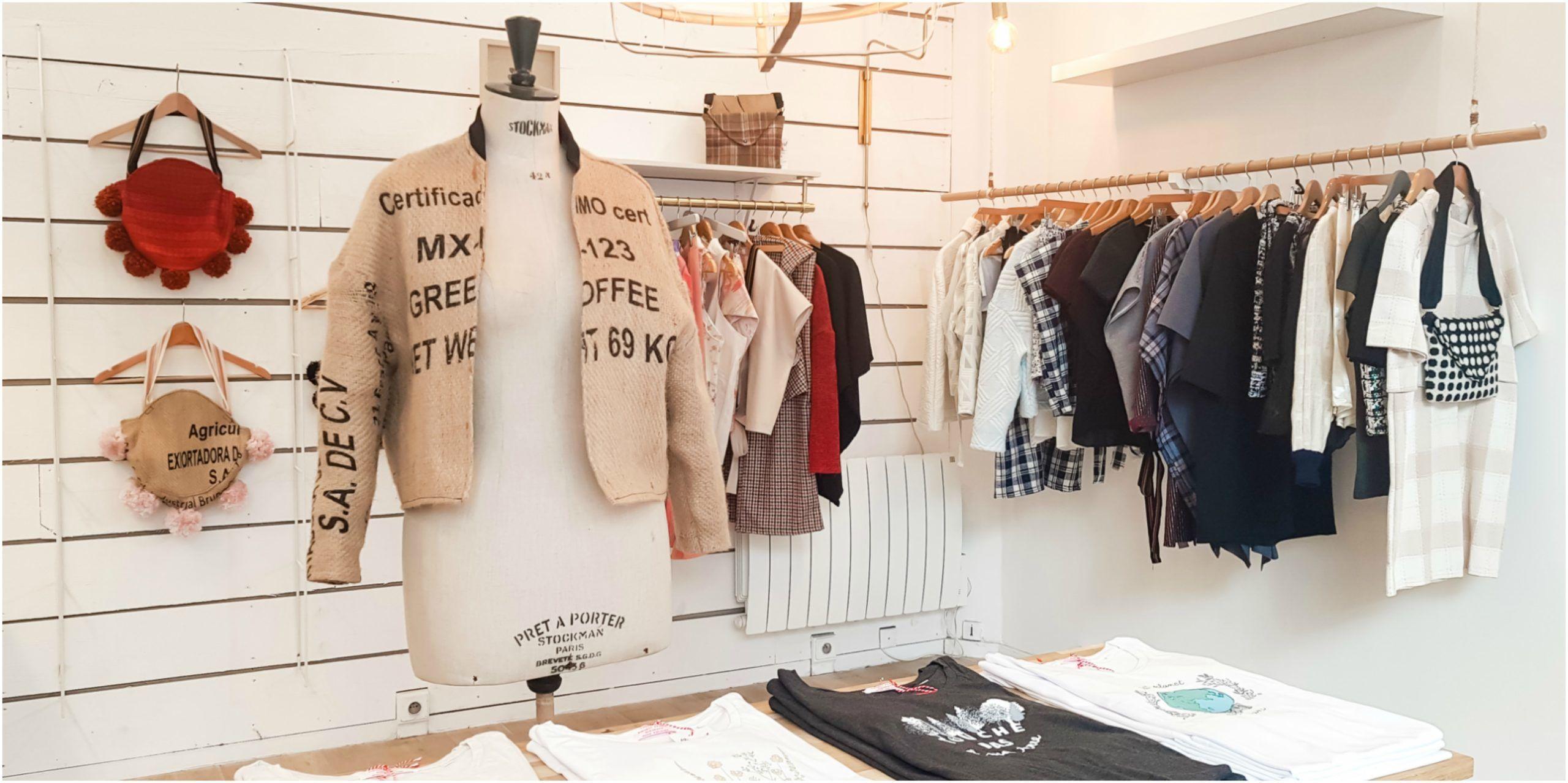Vêtements éthiques et made in France à Bordeaux
