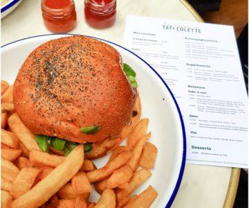 Où  manger un burger vegan à Bordeaux