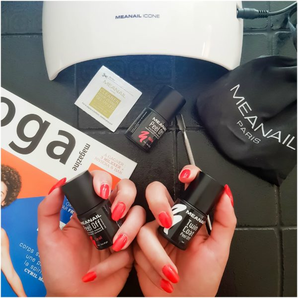 Meanail – Vernis semi permanent et peel off