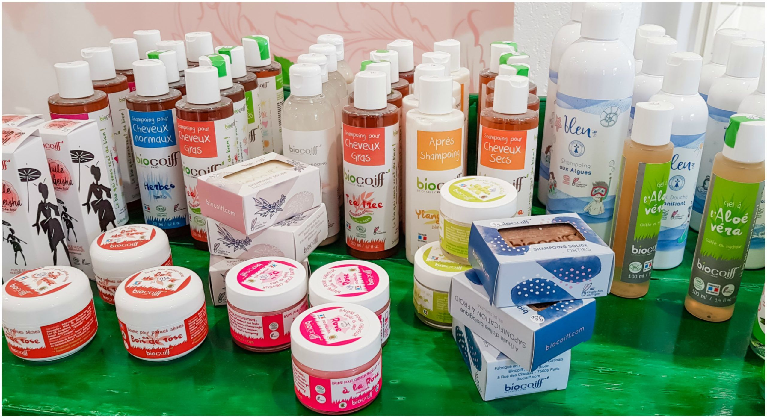 shampoing biocoiff evreux