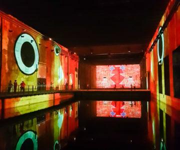 Gustave Klimt à Bordeaux aux Bassins des Lumières