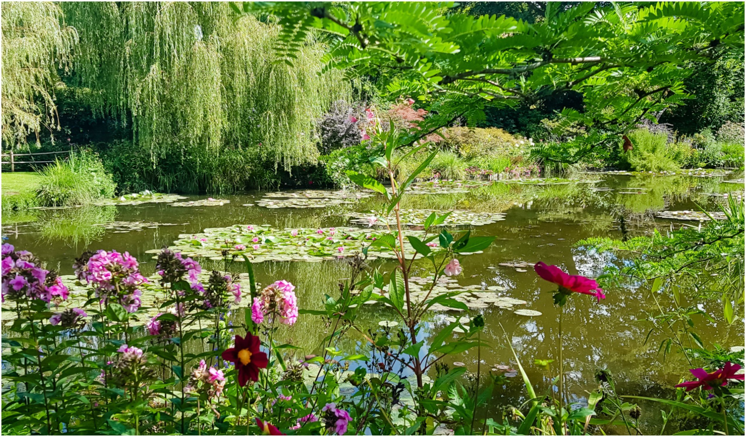 giverny normandie